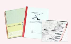 オリジナル実験ノート