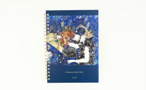 個展オリジナルノート