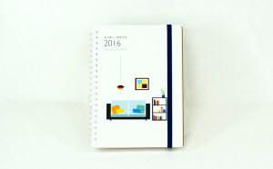 オリジナル日記帳